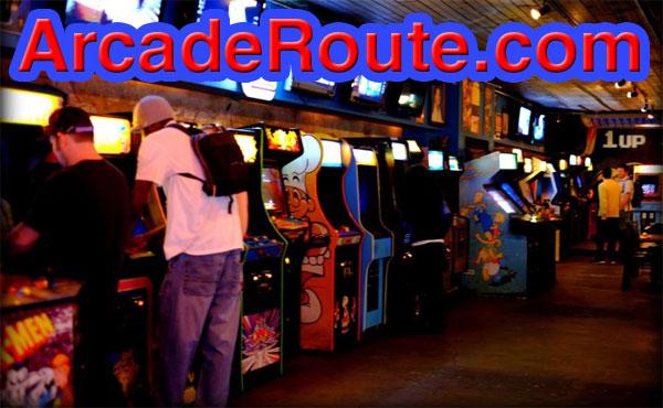 arcade route